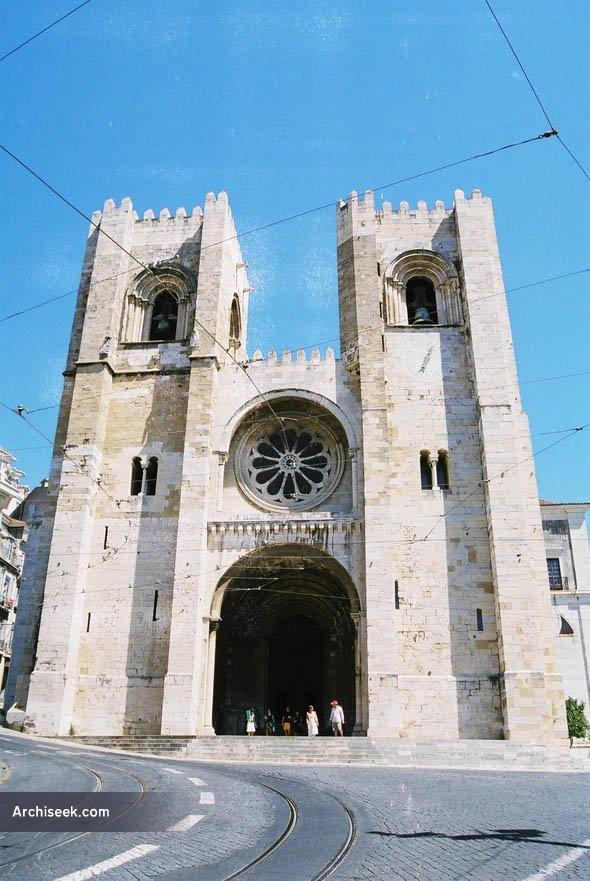 1147 – Santa Maria Maior de Lisboa Cathedral, Lisbon