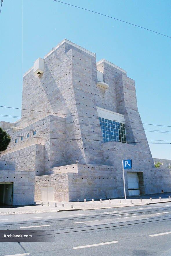 1992 – Belém Cultural Centre, Lisbon