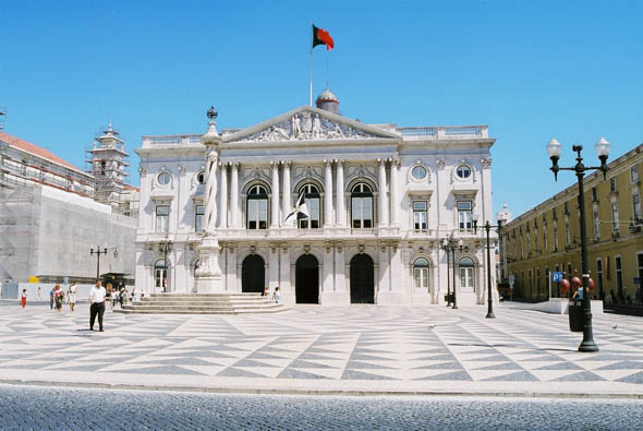 1875 – City Hall, Lisbon