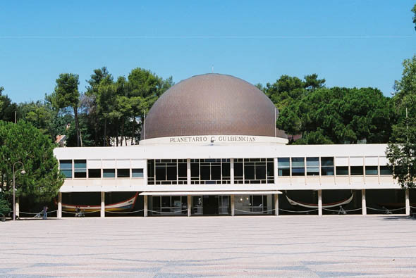 1964 &#8211; Calouste Gulbenkian Planetarium, Lisbon