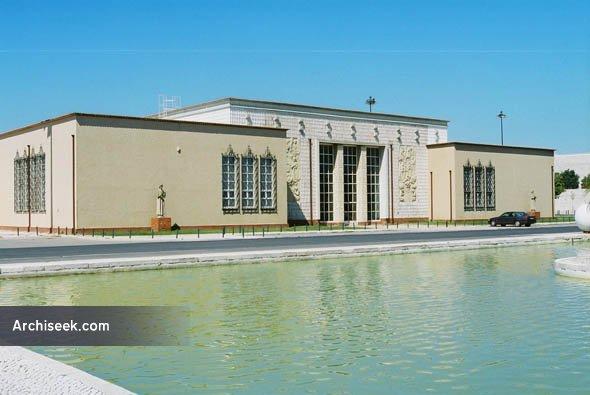 1948 – Museu de Arte Popular, Lisbon