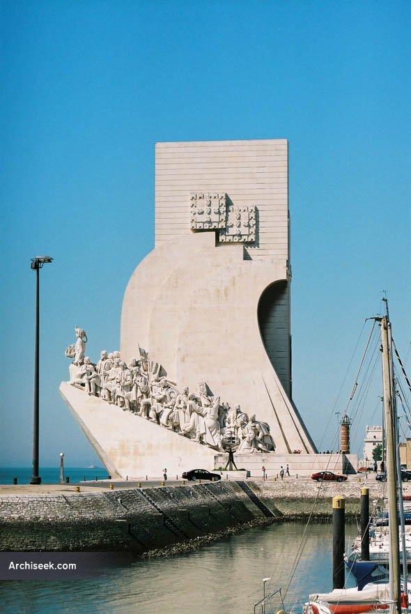 1960 – Padrà£o dos Descobrimentos, Lisbon