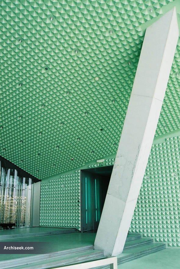 Casa de musica porto koolhaas architecture pinterest - Casa de la musica oporto ...