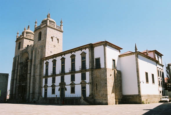 Cathedral, Porto