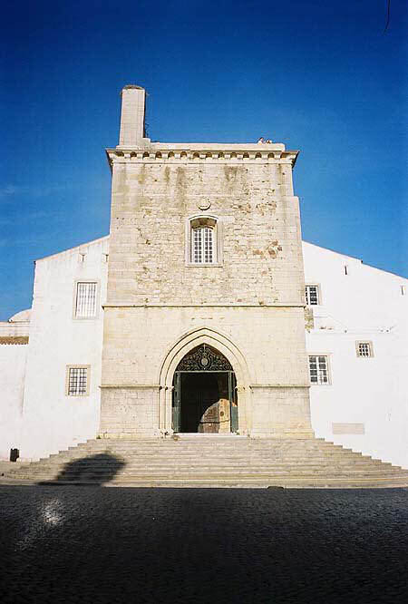 Cathedral, Faro, Portugal