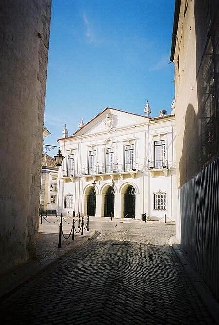 Townhall, Faro