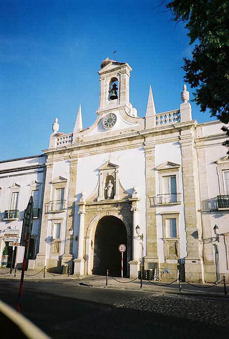 1812 – Arco da Vila, Faro