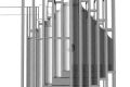 Year: 2010 Title: projection from room 4 at 4am, Palazzo delle Esposizioni, Venice; dePaor architects at the 12th International Architecture Exhibition (La Biennale) Courtsesy: dePaor architects