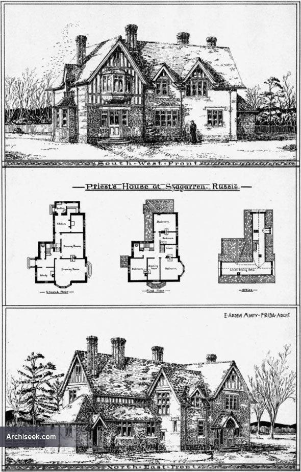1902 – Priest's House, Szagarren, Russia
