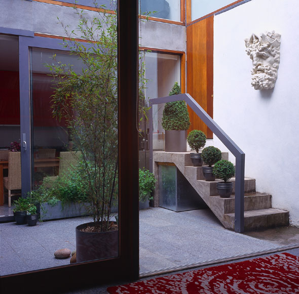 Boyd Cody Architects: Ballagh House, Temple Cottages, Dublin