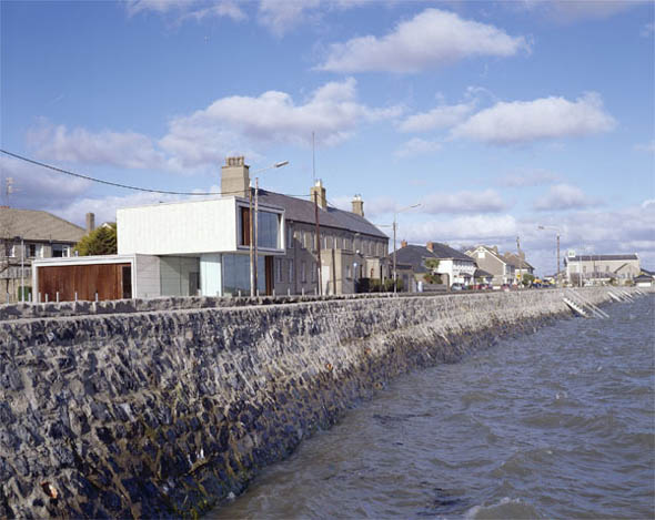 FKL Architects: Library & Fingal local area offices, Baldoyle, County Dublin