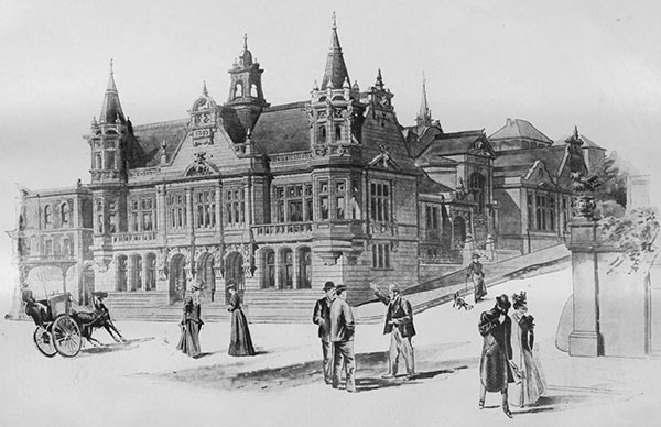1903 – Savage Memorial Hall & Public Library, Port Elizabeth, South Africa