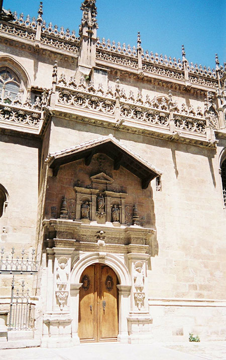 1715 &#8211; Cathedral, Granada, Andalusia, Spain