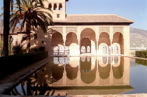 1354 – The Alhambra, Granada, Andalusia, Spain