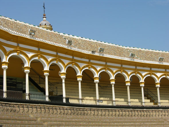 1881 &#8211; Plaza de Toros de la Maestranza, Seville, Spain