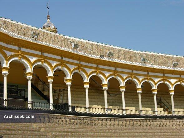 1881 – Plaza de Toros de la Maestranza, Seville, Spain