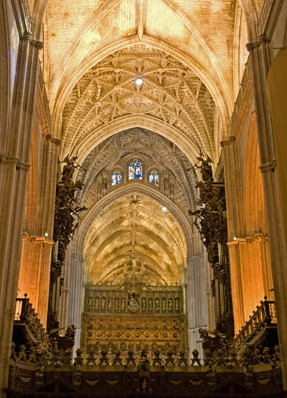 1506 – Seville Cathedral & Giralda, Spain