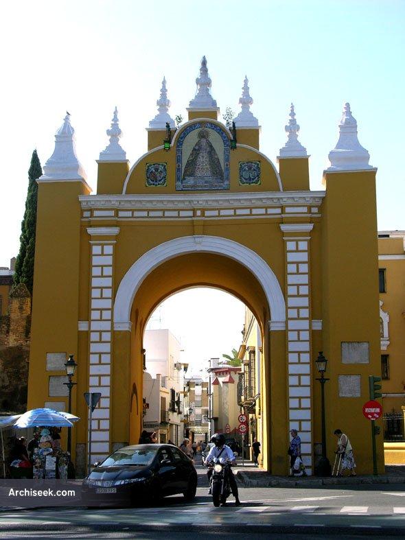 Macarana Arch, Seville, Spain