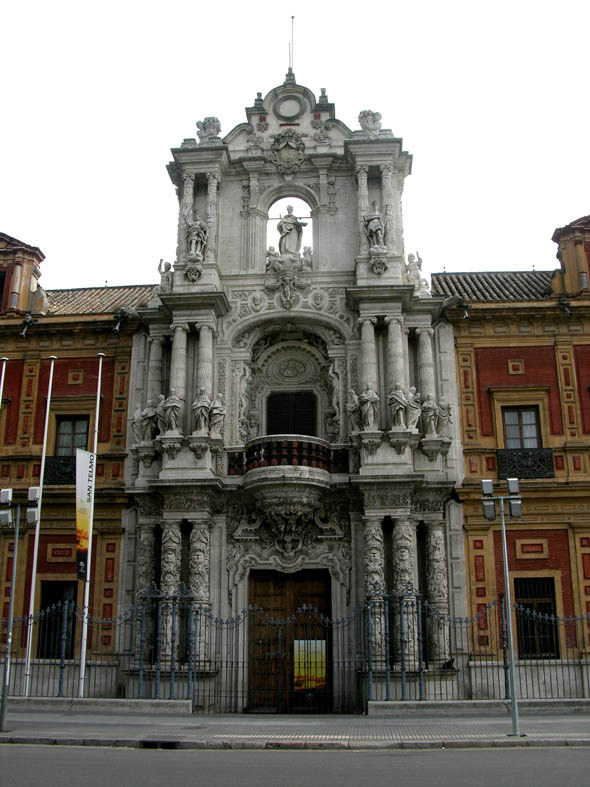 1734 – Palacio de San Telmo, Seville, Spain