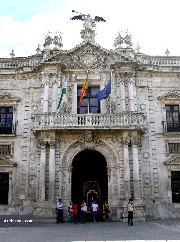 1728 – La Antigua Fábrica de Tabacos, Seville