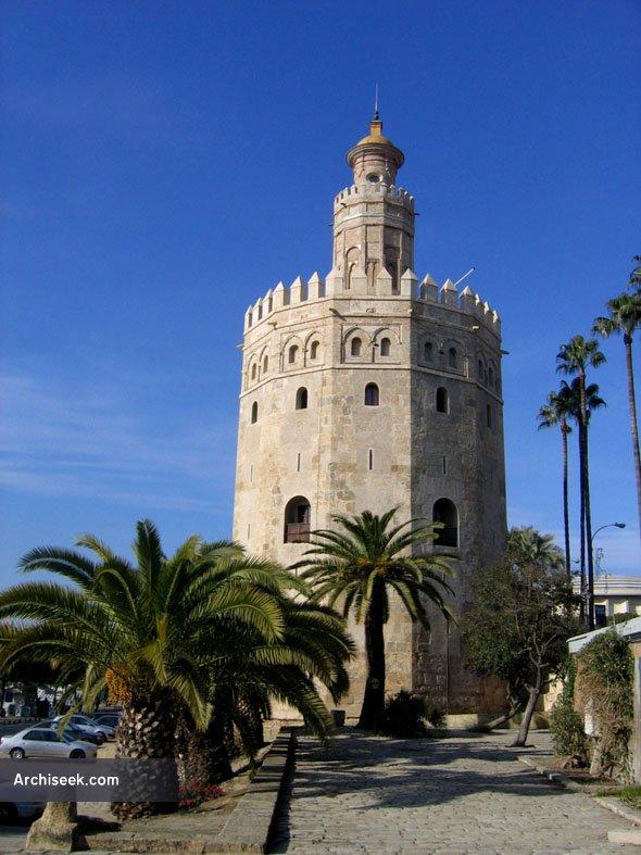 1320s – Torre del Oro, Seville, Spain
