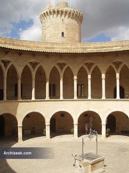 1310 – Castell De Bellver, Palma, Mallorca, Spain