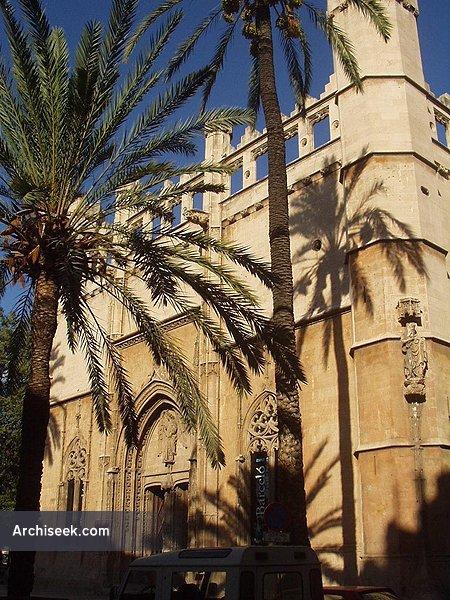 1452 – La Lonja, Palma, Mallorca, Spain
