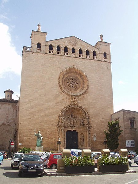 13th C – Monastery of St. Francis, Palma, Mallorca, Spain
