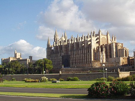 1601 – Palma Cathedral, Mallorca, Spain
