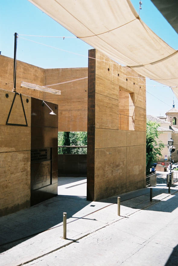 1994 &#8211; Centro Cultural y Archivo Municipal San Marcos, Toledo, Spain