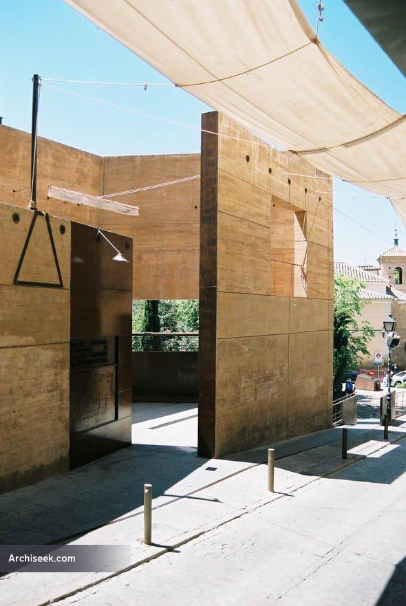 1994 – Centro Cultural y Archivo Municipal San Marcos, Toledo, Spain