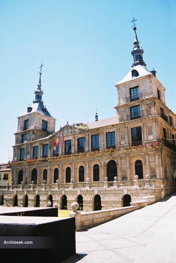 1575 – Ayuntamiento, Toledo, Spain
