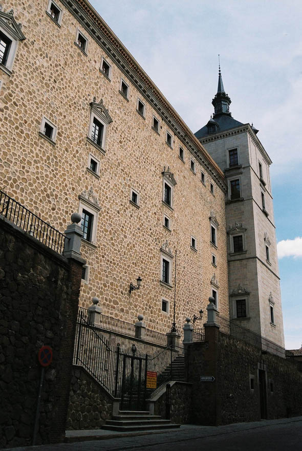 1535 &#8211; El Alcazar, Toledo, Spain