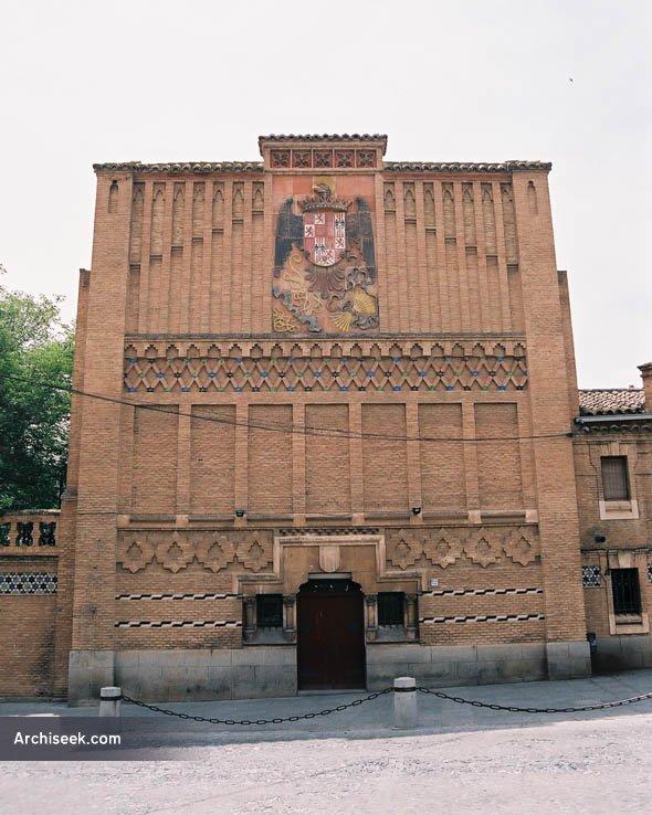 1880s – Escuela de Arte, Toledo, Spain