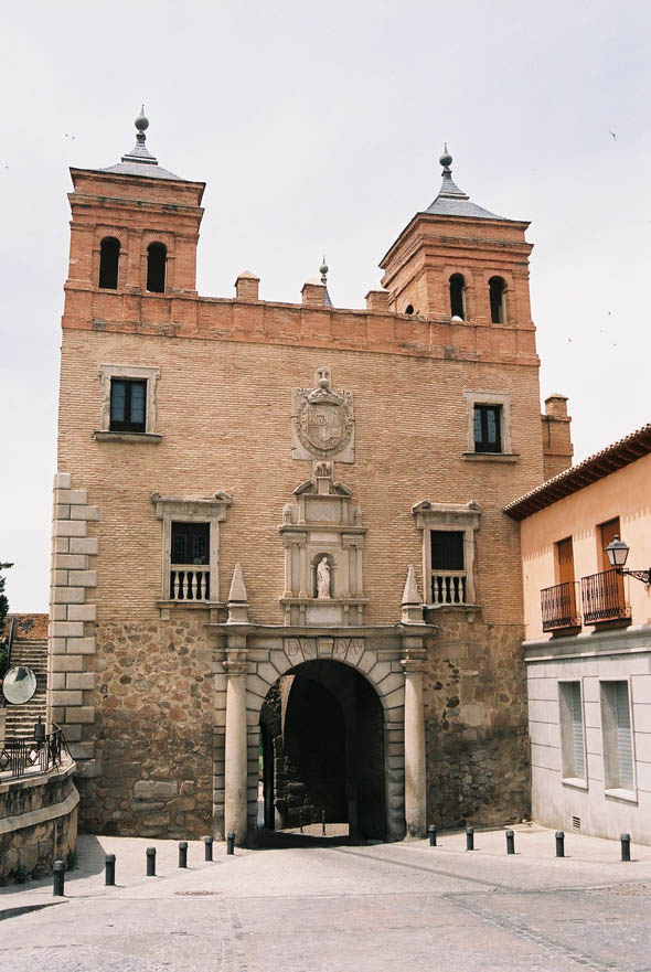 1576 &#8211; Puerta del Cambron, Toledo, Spain