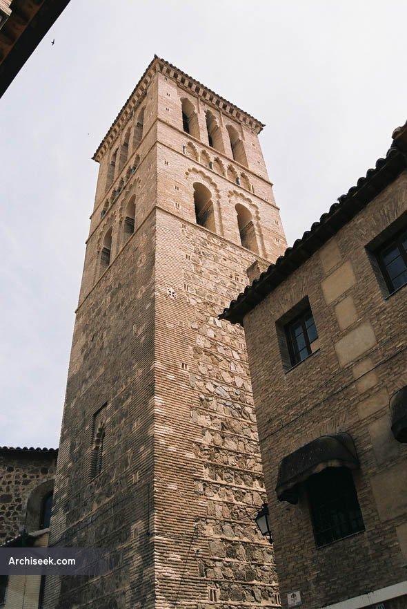 Torre de Santo Tome, Toledo, Spain