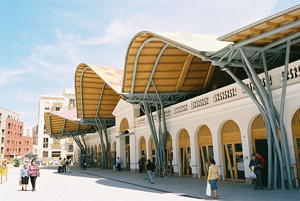 2005 &#8211; Mercat Santa Caterina, Barcelona