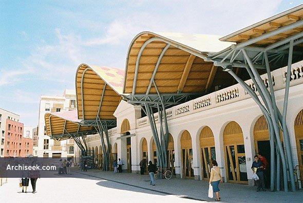 2005 – Mercat Santa Caterina, Barcelona