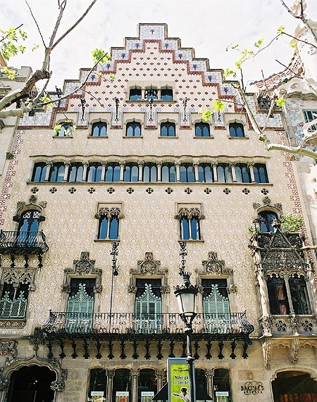 1900 &#8211; Casa Amatller, Barcelona