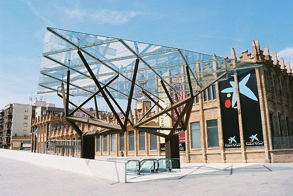 2002 &#8211; CaixaForum, Barcelona