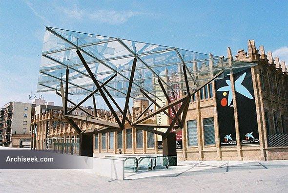 2002 – CaixaForum, Barcelona