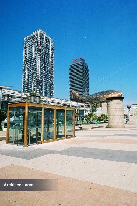 1992 – Hotel Arts, Barcelona