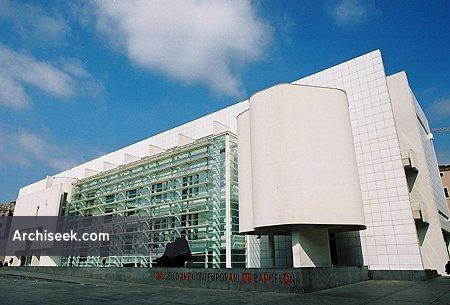 1995 – Museu d'Art Contemporani de Barcelona