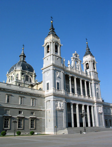 1993 &#8211; Catedral de la Almudena, Madrid