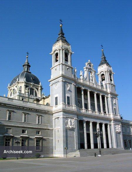 1993 – Catedral de la Almudena, Madrid