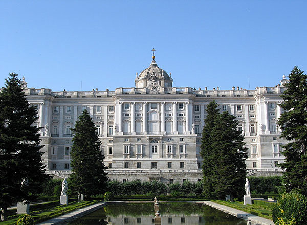 1755 &#8211; Palacio Real, Madrid