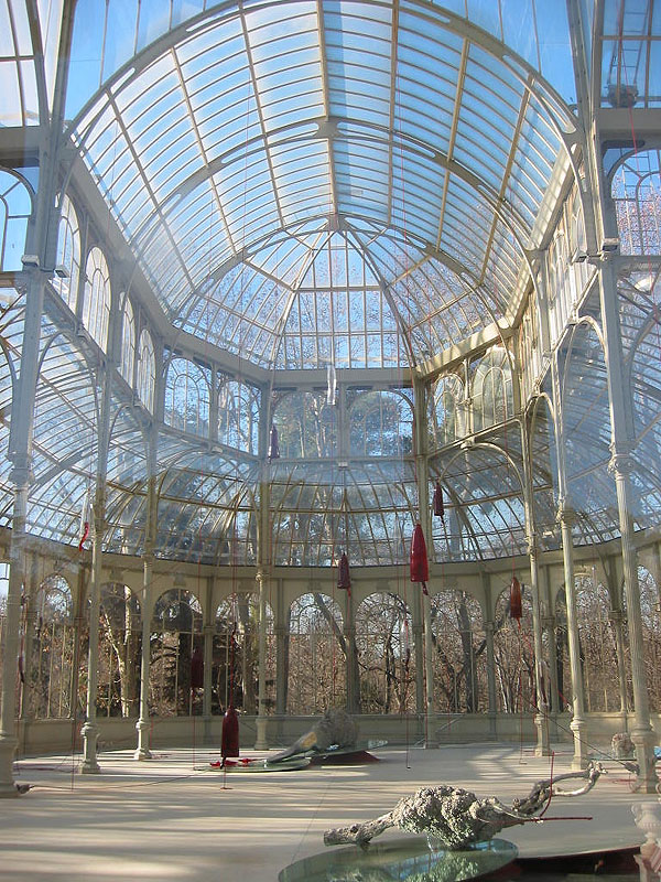 1887 &#8211; Palacio de Cristal, Parque del Buen Retiro, Madrid