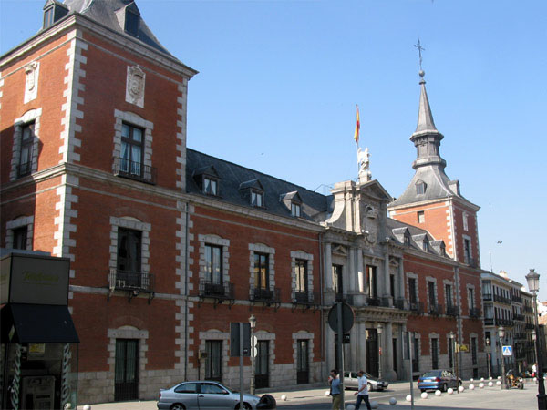 1643 &#8211; Palacio de Santa Cruz, Madrid