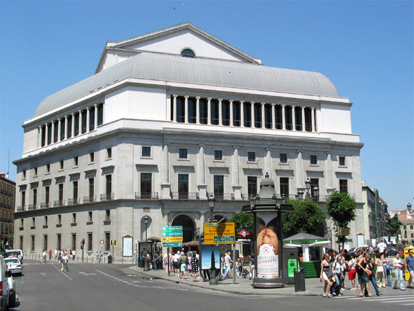 1850 – Teatro Real, Madrid