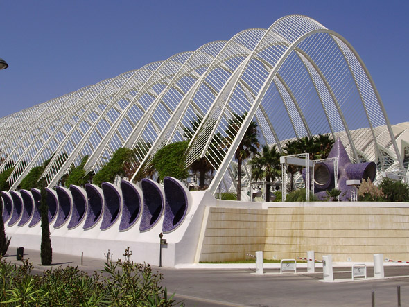 2001 – L'Umbracle, Valencia, Spain